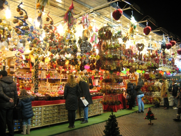 weihnachtsurlaub mit kindern rom italien weihnachtsmarkt