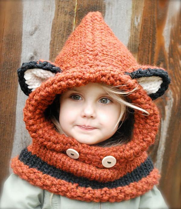 winter mützen kinder znöpfe ohren