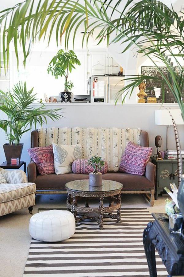 wohnzimmer pflanzen zimmerpalmen arten goldfrucht palme