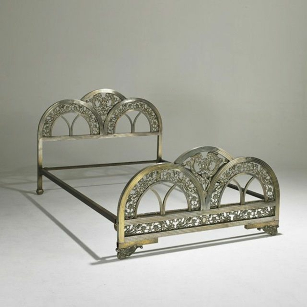 Art Deco möbel bettgestell