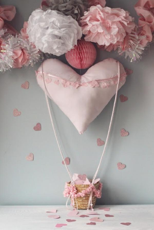 Basteln zum Valentinstag dekoartikel kunststoff