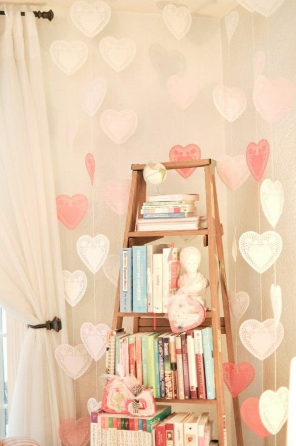 Basteln Valentinstag romantisch niedlich liebe