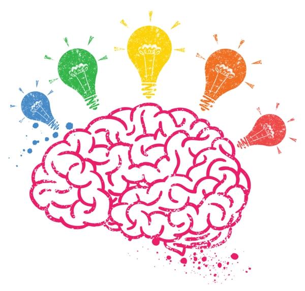 Brainstorming Methode beispiele online bunt