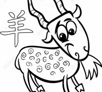 Chinesische Sternzeichen und das Jahr des hölzernen Schafes