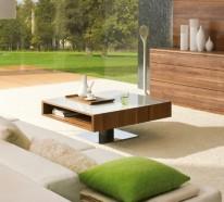 ▷ 1000 designer couchtische - wohnzimmertische - freshideen 1 - Moderne Wohnzimmertische