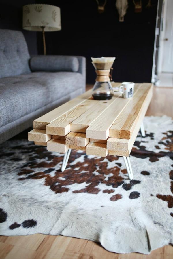 Couchtisch sofa Holz schön elegant