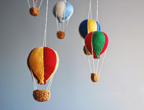 Deko Kinderzimmer Deko Ideen ballon