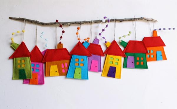 Bilder für kinderzimmer auf leinwand selber malen  Kinderzimmer Deko selber machen
