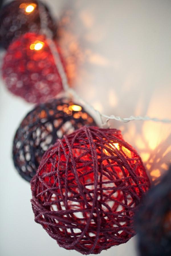 Deko Kinderzimmer Deko Ideen kugel weihnachten