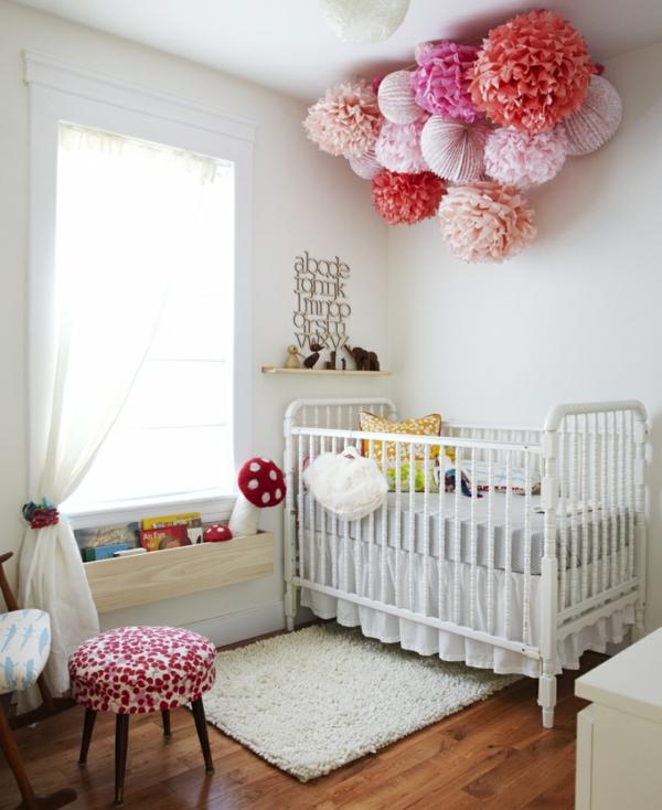 Babyzimmer ideen zum selber machen  Kinderzimmer Deko selber machen
