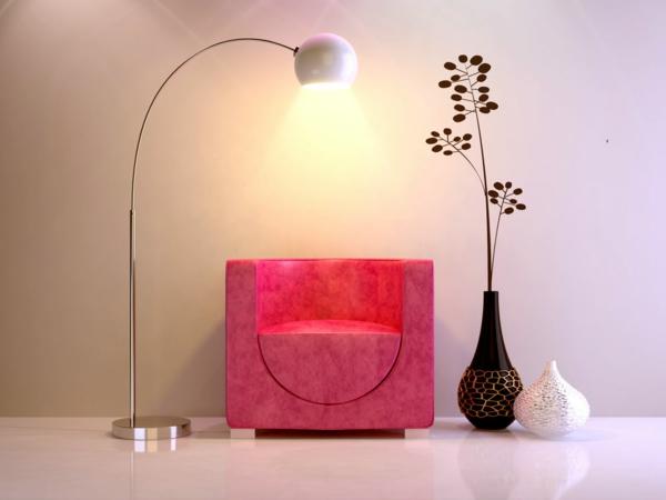 Designer Stehleuchten aus der Leuchtenwelt bogenlampe
