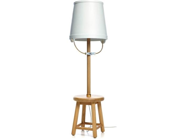 Designer Leuchtenwelt  Stehlampen hocker