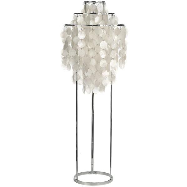 Designer boden Stehlampen Leuchtenwelt kristallen