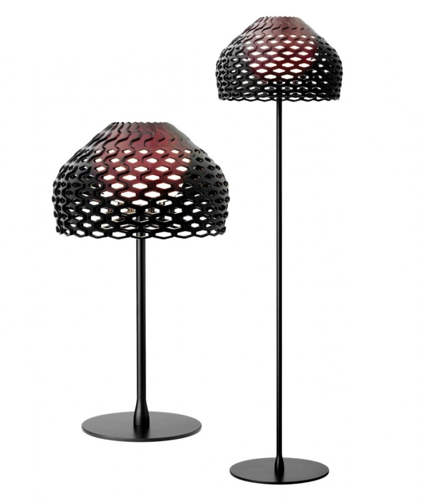 Designer Stehlampen lampenschirm Leuchtenwelt ständer