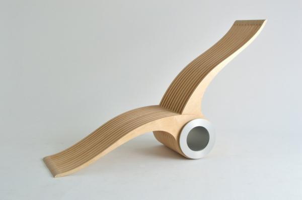 EXOCET designer stuhl Stéphane Leathead designarium holz