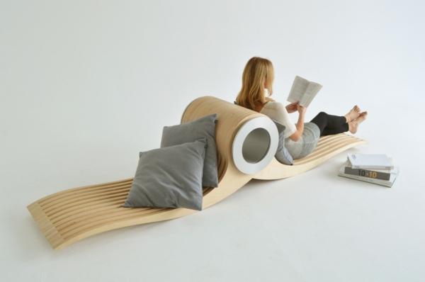 EXOCET designer stuhl Stéphane Leathead designarium