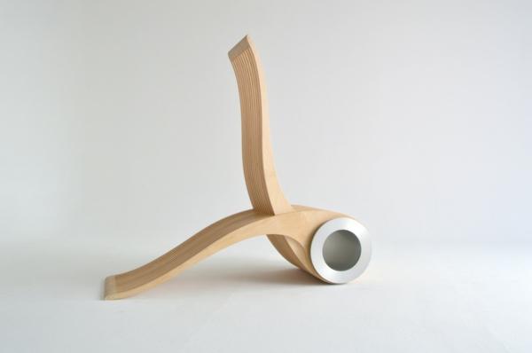 EXOCET designer stuhl holzmöbel