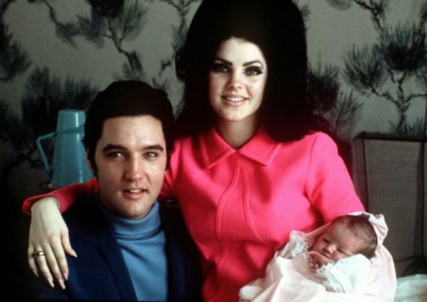 Elvis Presley lebenslauf familienleben baby