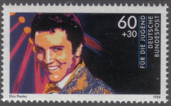 Elvis Presley lebenslauf rockstar deutsche postmarke