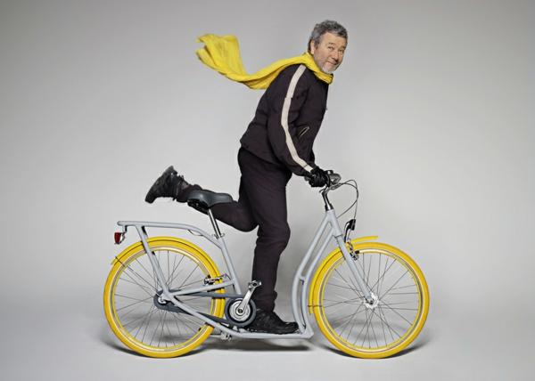 Etwas Interessantes philippe starck design möbel fahrrad
