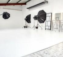 Fotostudio zu Hause, in welchem Sie tolle Bilder aufnehmen können
