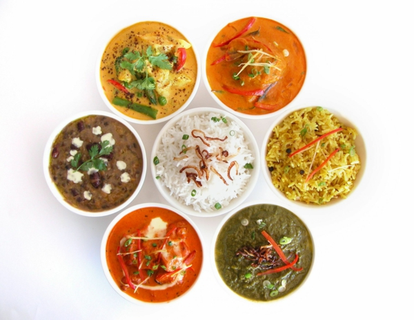 Indisch kochen indische gerichte