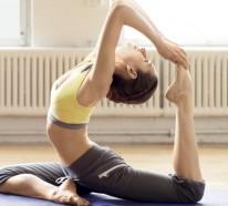 Kalorienverbrauch beim Sport – Abnehmen mit Yoga, Pilates und Zumba