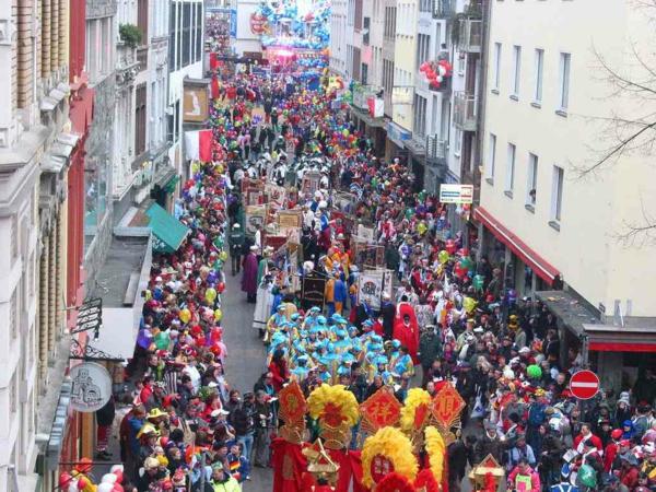 Karneval Braunschweig fasching karnevalumzug rosenmontag