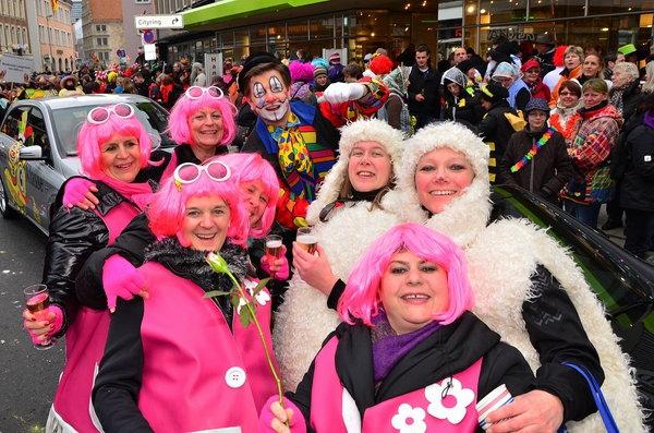 Karneval Braunschweig fasching kostüme karnevalsumzug