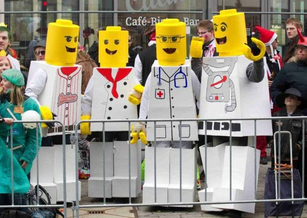 Karneval Braunschweig fasching kostüme