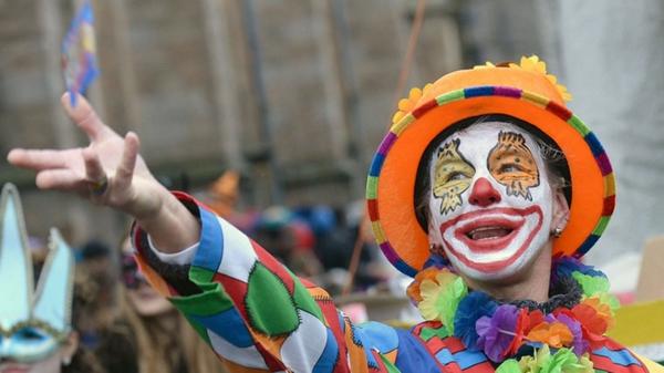 Karneval Braunschweig karnevalsumzug fasching clown