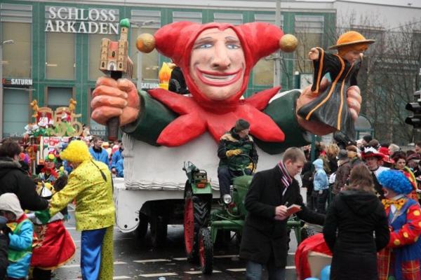 Karneval Braunschweig rosenmontag karnevalumzug