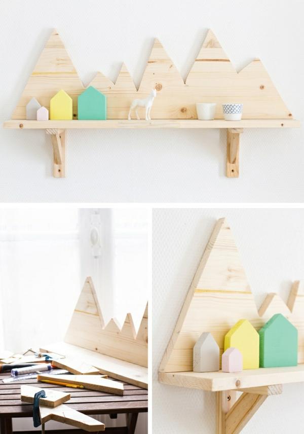 Kinderzimmer Deko selber machen gestalten schön