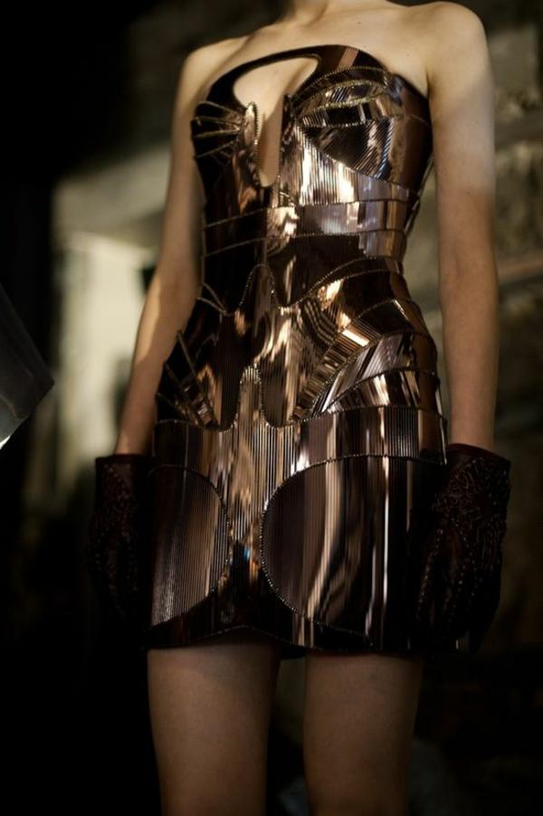Kleid Silber kurz abendkleid
