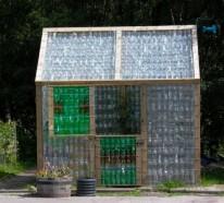 kleines gew chshaus selber bauen mini treibhaus aus plastikflaschen. Black Bedroom Furniture Sets. Home Design Ideas