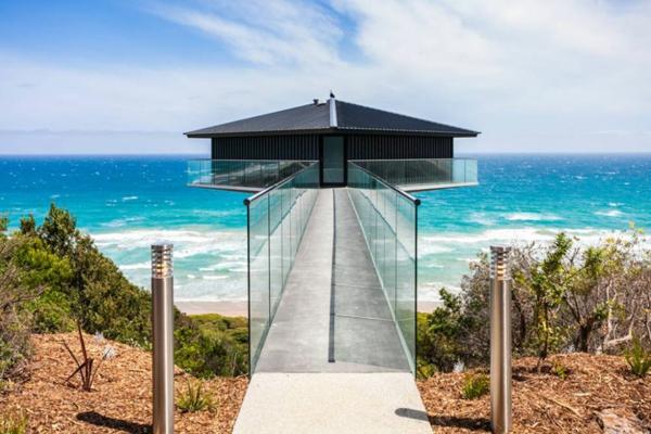 Luxus Haus australien beton