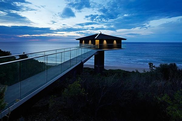 Luxus Haus australien brücke