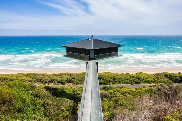 designer Haus australien natur küste