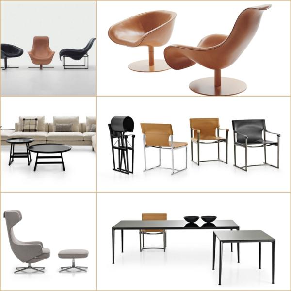 Möbel italienischer Stil von Antonio Citterio