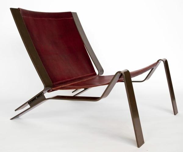 Möbel lackieren Marsala Trendfarbe 2015 klappbar