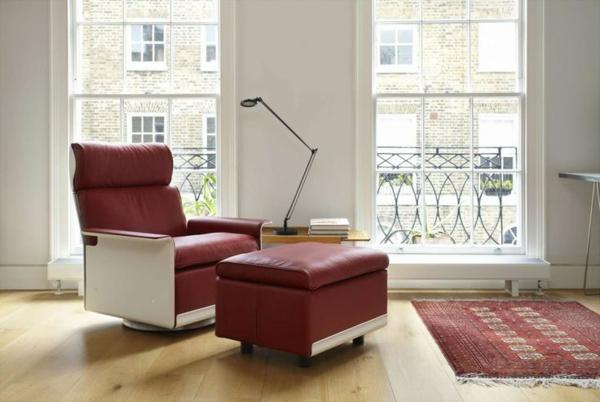 Möbel lackieren Marsala Trendfarbe 2015 relax