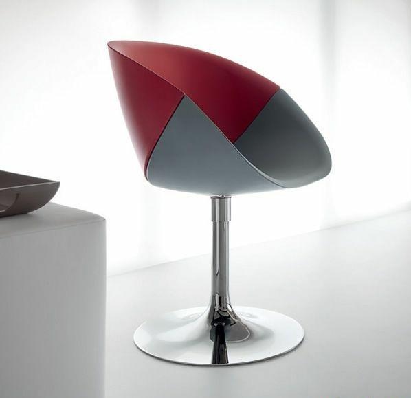 stuhl lackieren Marsala Trendfarbe 2015 stuhl