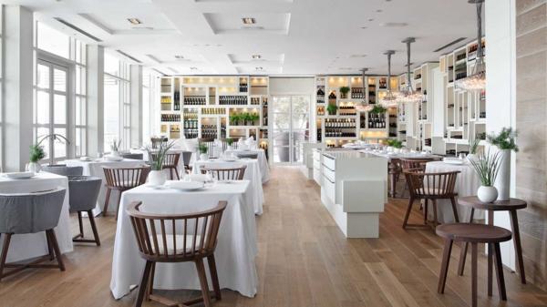 Michelin Star Restaurants barcelona innendesign luxus atmosphäre