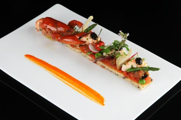 Michelin Star Restaurants erstklassiges essen spezialitäten