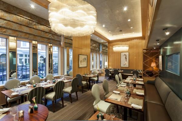 Michelin Star Restaurants innendesign luxus atmosphäre