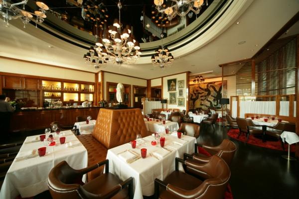 Michelin Star Restaurants innendesign