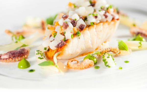 Michelin Star Restaurants spezialitäten oktopode