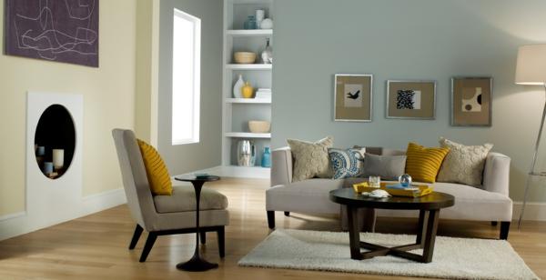 Moderne wohnzimmer farben 2015 ~ Dayoop.com