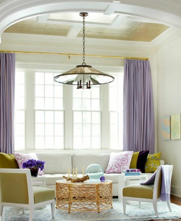 Moderne Farben für Wohnzimmer 2015 erfrischen Ihre Wohnatmosphäre