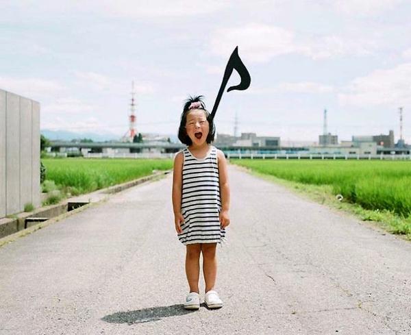 Nagano Toyokazu tochter lustige kinderfotos musik